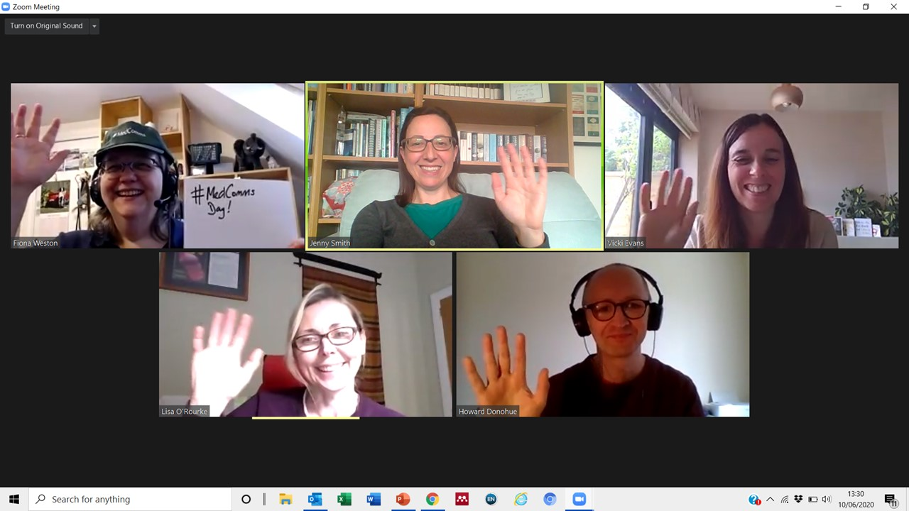 weston_Zoom meeting photo_Yorkshire contingent 2